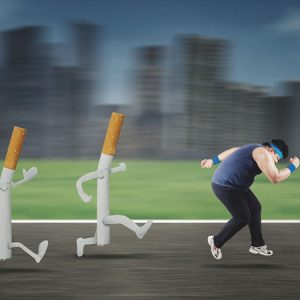 Script hypnotique - Tabac et cigarette - rechute