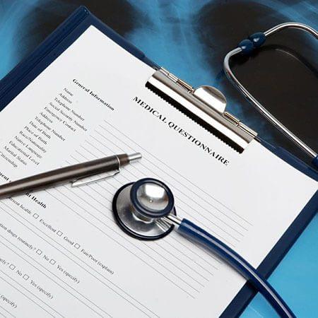 Questionnaire – Dépendance tabagique