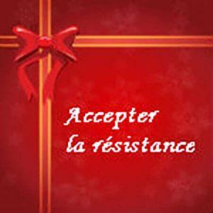 Texte hypnotique - Série Acceptation - Accepter la résistance