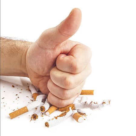 Sevrage tabagique, Centre dacupuncture dAsie, 75