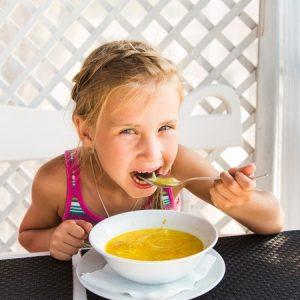 Script hypnotique - Retrouver un bon appétit (pour les 9 ans et moins) (visualisation thérapeutique)