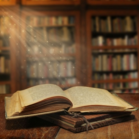 Script hypnotique – La bibliothèque (visualisation thérapeutique)