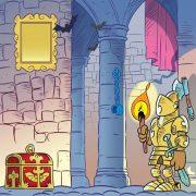 Script hypnotique - Les trois apprentis chevaliers (conte thérapeutique pour les 6-12 ans TDA ou TDAH)