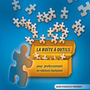 Livre numérique - Boîte à outils… professionnels en relations humaines