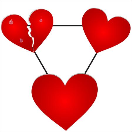 Script hypnotique – Relation avec une personne déjà en couple – se détacher après la rupture (visualisation thérapeutique)