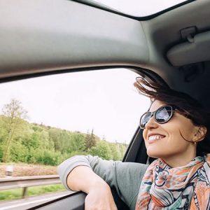 Texte hypnotique - Relaxer en automobile en tant que passager