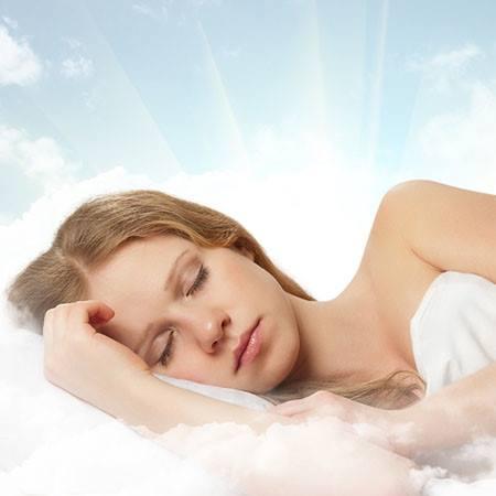 Texte hypnotique – Comme sur un nuage (relaxation sensorielle)