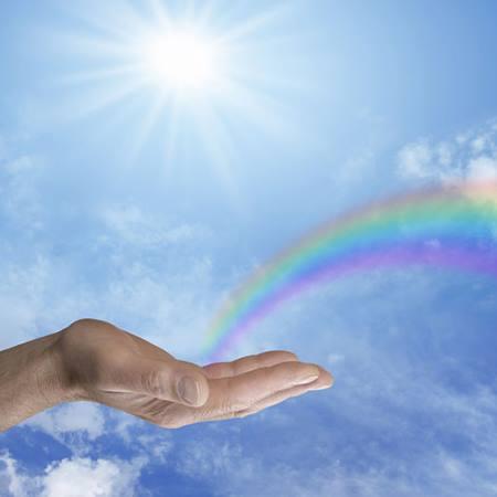 Script hypnotique – Se connecter à l'arc-en-ciel de l'Espoir (relaxation hypnotique)