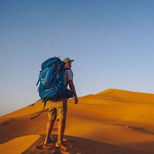 Texte hypnotique - La traversée du désert (allégorie)